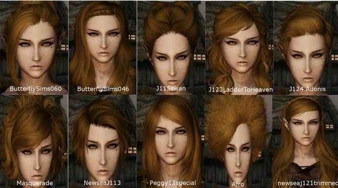 髮型包整理(NEWSEA HAIRS、CCC HAIRS etc) - jacoblyl2003的創作