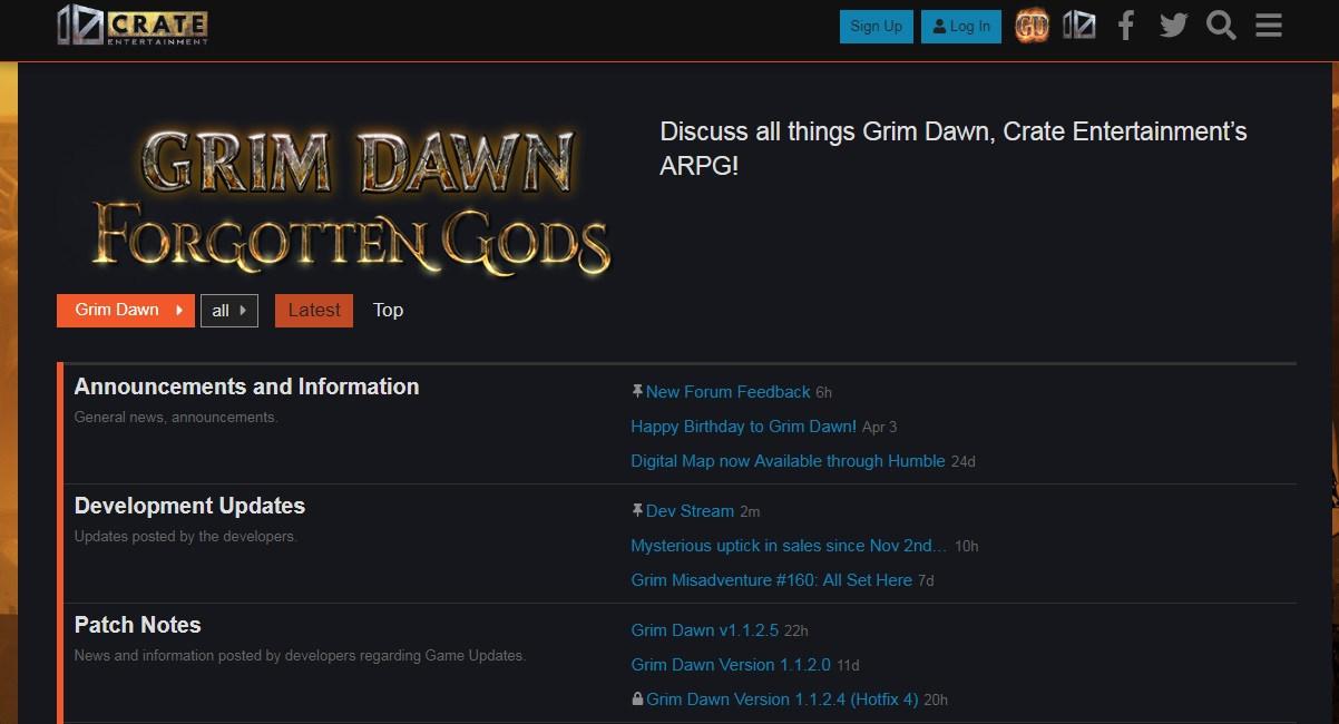Grim Dawn 哈啦板- 巴哈姆特
